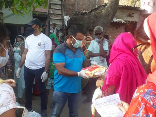 Food Kits distributed_3&n